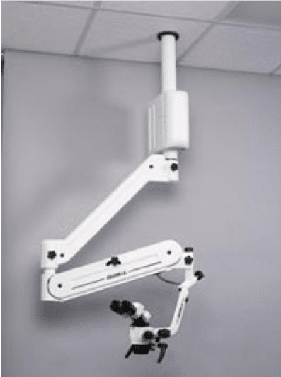 Dental Microscope at Braeside Dental Clinic